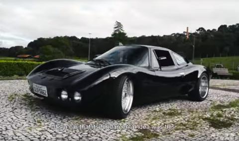 Este es el Bianco S, un deportivo que no conocías