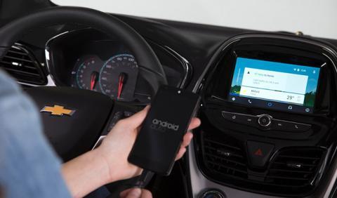 Chevrolet ha anunciado la actualización de Android Auto