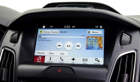 La tecnología por voz de Ford reconoce acentos regionales