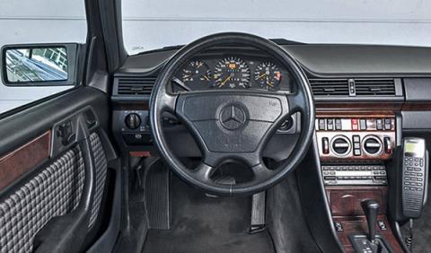 500 E interior