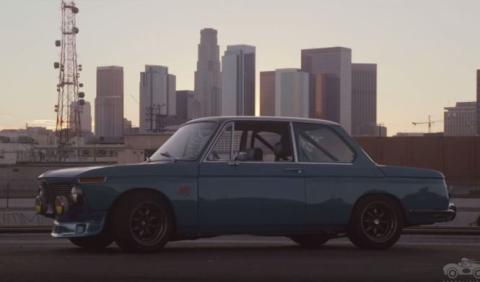 BMW 2002 de 1971: el coche de un diseñador de coches