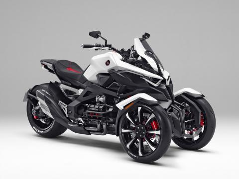 Honda Neowing Concept, estrella en el Salón de Tokyo 2015