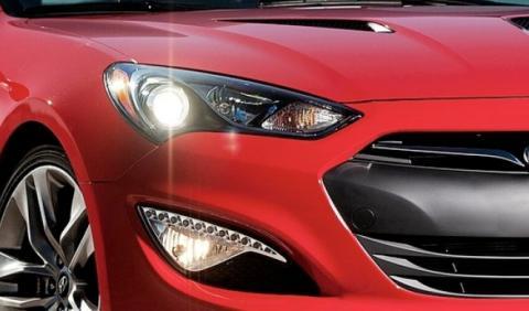 Hyundai Genesis Coupé 2016: con motor V6 y tracción total