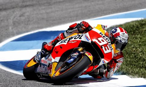 Carrera MotoGP GP de Indianapolis 2015: EEUU ama a Márquez
