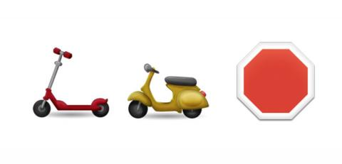 ¡Por fin tenemos emoticono de moto en el Whatsapp!
