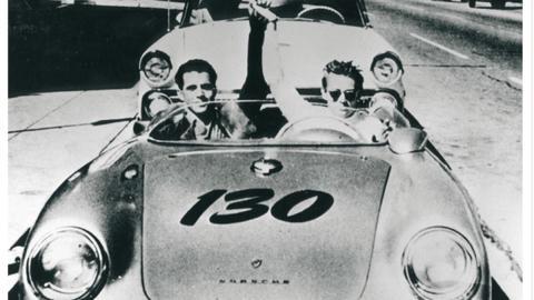 La leyenda de James Dean continúa viva 60 años después