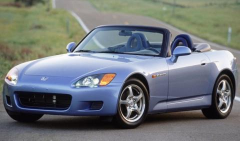 El Mazda RX-7 y el Honda S2000 renacen en el mundo digital