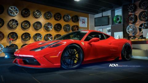 Ferrari 458 Speciale ADV