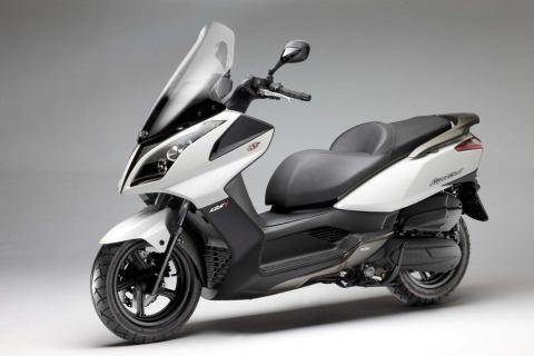 Los 10 scooters de 125 cc más vendidos en septiembre 2015