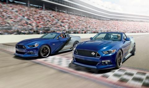 Ford Mustang Convertible Neiman Marcus Edition