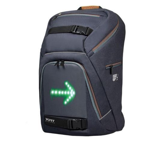 Go Lead, la primera mochila que incorpora intermitentes