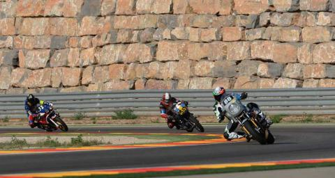 Motorland se prepara para el 'Classic Festival 2015'