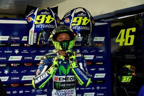 Valentino Rossi seguirá en MotoGP en 2016