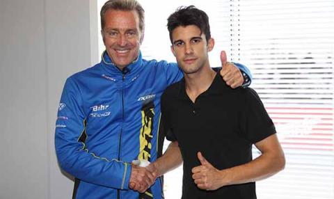 Isaac Viñales salta a Moto2 con el equipo Tech3