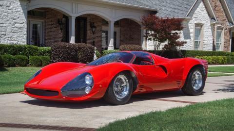 Ferrari Thomassima II de Tom Meade