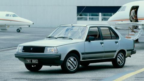 Renault 18 turbo