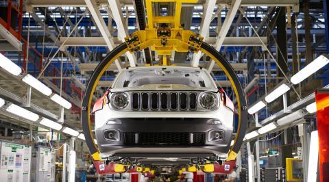 jeep renegade fábrica 1