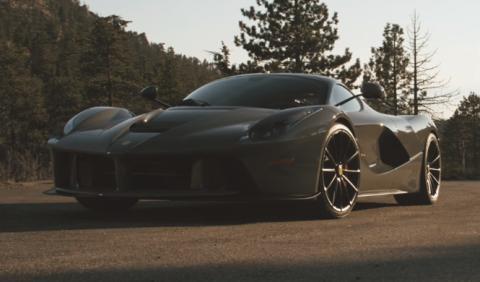 Unas llantas a la altura del Ferrari LaFerrari