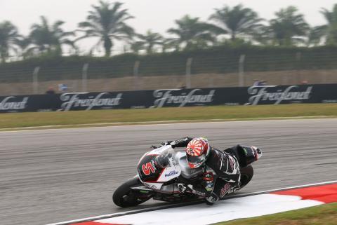 Carrera Moto2 Malasia 2015: Zarco vuelve a ganar