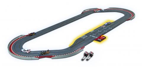 Scalextric WOS circuito Fuel Control