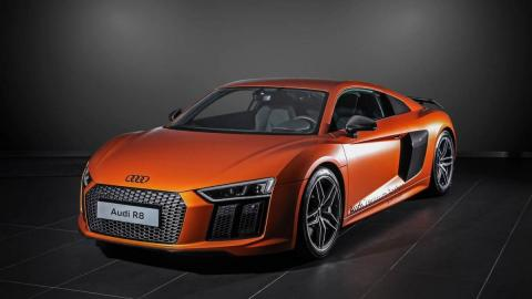 Audi R8 V10 Plus by HplusB Design
