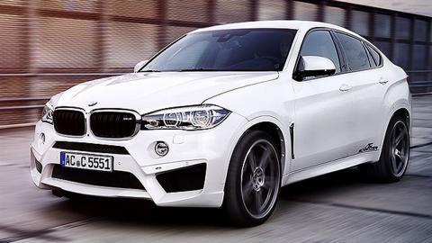 BMW X6 AC Schnitzer