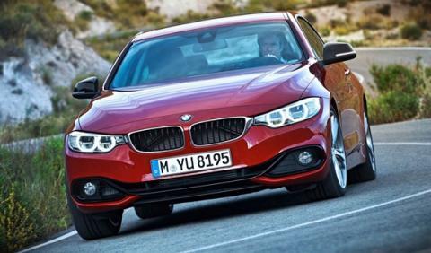 El BMW Serie 4 Gran Coupé estará en el Salón de Ginebra