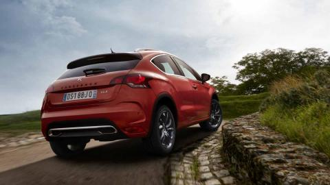 ds4 crossback trasera
