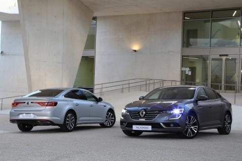 Nuevo Renault Talisman