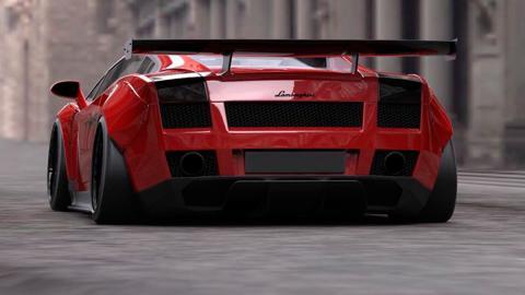 Lamborghini Gallardo Liberty Walk