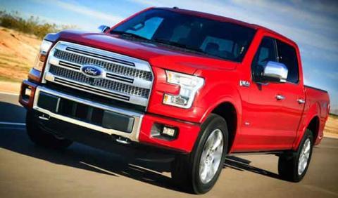 El Ford F150 no cumple entregas por un pequeño detalle