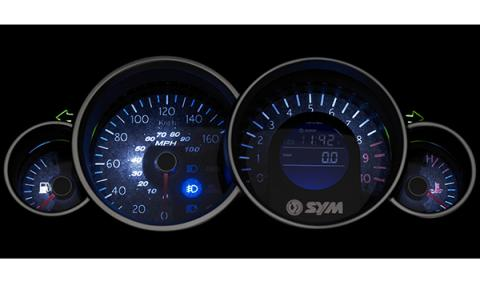SYM Joymax 300i Sport ABS Start-Stop cuadro