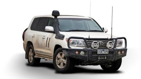 Toyota Land Cruiser SEMA 2015