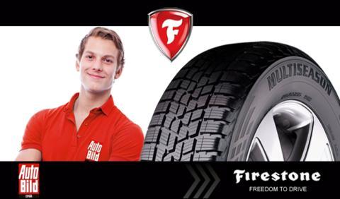 ¡Conviértete en probador de Auto Bild con Firestone!