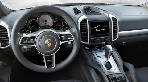 Porsche Cayenne 2017: primeros 'render'