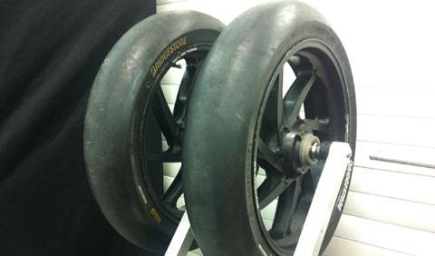 Neumáticos MotoGP
