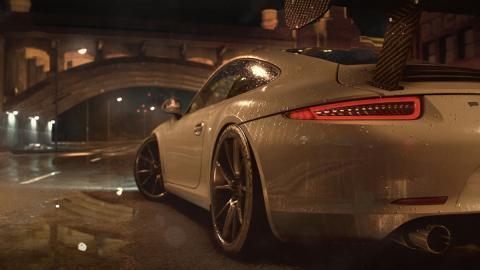 Porsche 911 Carrera S Need for Speed