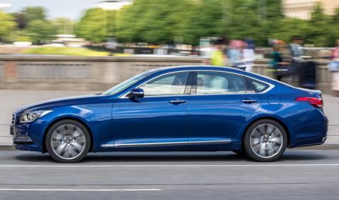 Hyundai lanzará una marca de coches de lujo llamada Genesis