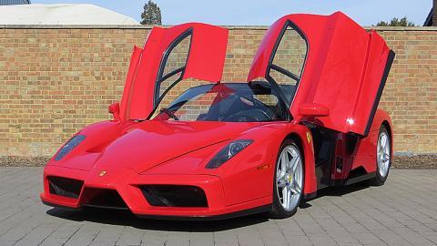 Venta Ferrari Enzo Reino Unido