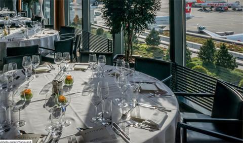 restaurantes de aeropuerto con Chefs Estrellas Michelin