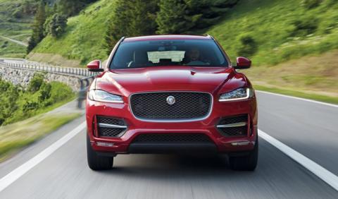 El nuevo y radical SUV eléctrico de Jaguar llegará en 2017