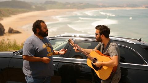 Carlos Jean y Juan Zelada the sound of emotions