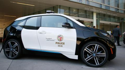 BMW i3 emergencias