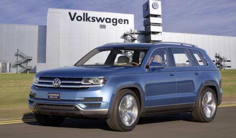 Volkswagen sufre una caída de ventas tras el escándalo
