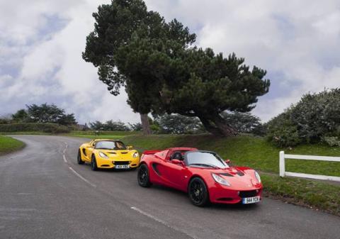 Lotus Elise Sport y Sport 220, ¡desvelados!