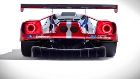 Ford GT GTE alerón