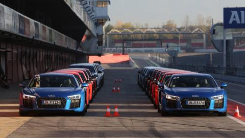 Audi Sportscar Driving Experience montmelo