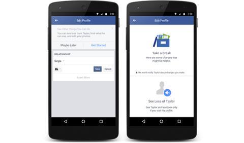 Evitar eliminar a tu ex en Facebook