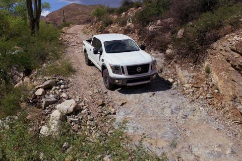 Así desarrolla Nissan su enorme Titan XD en Arizona