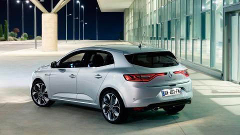 Renault Mégane 2016 u Opel Astra
